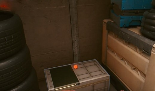 Where and how can I find the Legendary Monowire Implant Screenshot 7