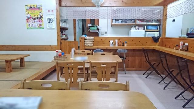 よしや食堂の店内の写真