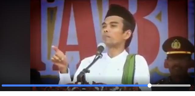 Lucu Tapi Sangat Bermanfaat,Video Ceramah Ustadz Abdul Somad Ini Dibagikan Ribuan Kali Karena Satu Pertanyaan Ini