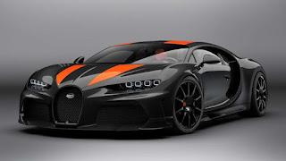 Bugati Chiron, Mobil Supercar tercepat di dunia