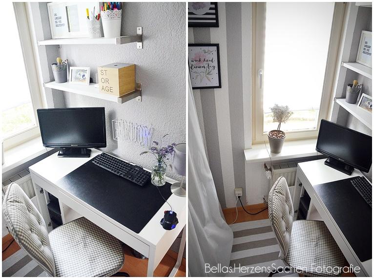 Arbeitszimmer Ideen klein Home Office