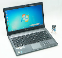 Laptop Bekas Acer Aspire 4810T