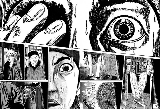 Serial Manga Homunculus Dapatkan Adaptasi Live-Action yang Akan Tayang Perdana 2021