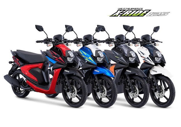 Yamaha X-Ride 125 Sipetualang Segala Medan