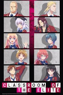 Classroom of the Elite (Anime)