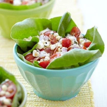 Crunchy Corn Salad