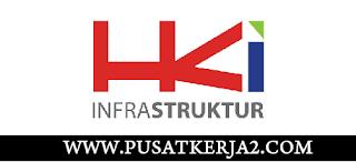 Lowongan Kerja PT Hutama Karya Infrastruktur SMA SMK S1 Mei 2020