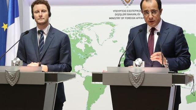Μήνυμα Γαλλίας: Η ΕΕ να είναι έτοιμη και για κυρώσεις στην Τουρκία
