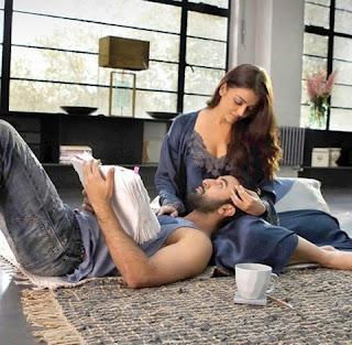 Aishwarya Rai Bachchan and Ranbir Kapoor very hot