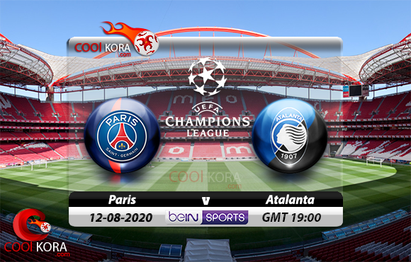 مشاهدة مباراة باريس سان جيرمان وأتلانتا اليوم 12-8-2020 في دوري أبطال أوروبا