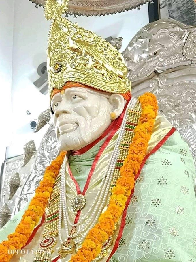 क्यों मशहूर है दिल्ली का साईं बाबा मंदिर !!