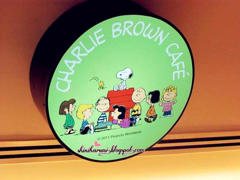 Charlie Brown Cafe Klcc Shini Lola Travel Beauty