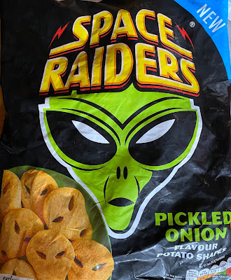 Space Raiders Potato Bakes From Iceland