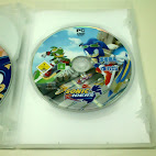 Disc of Sonic Riders