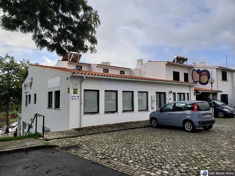 Hotel Infusion - onde ficar em Óbidos