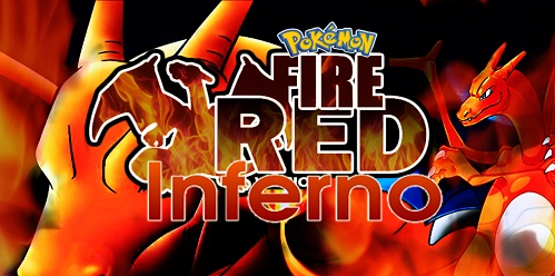 Pokemon Fire Red Infernos