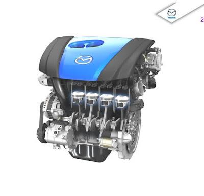 Mazda show chia sẻ tài liệu chính hãng Tiếng Việt của Thaco Trường Hải để các bạn hiểu rõ hơn về động cơ của Mazda CX5