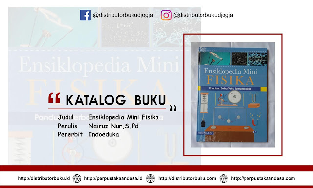 Ensiklopedia Mini Fisika