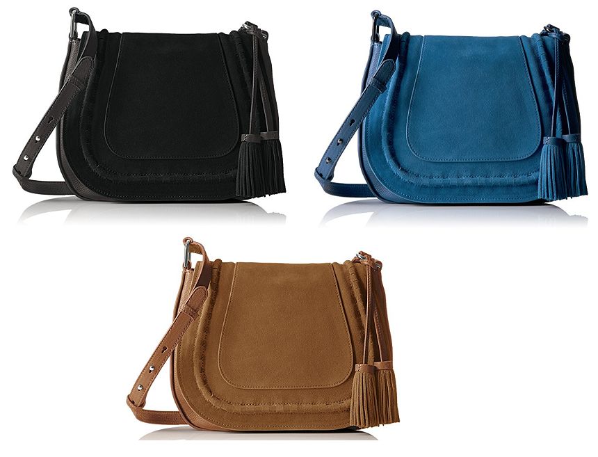Amazon: Vince Camuto Edena Flap Crossbody only $75 (reg $278) + Free Shipping!