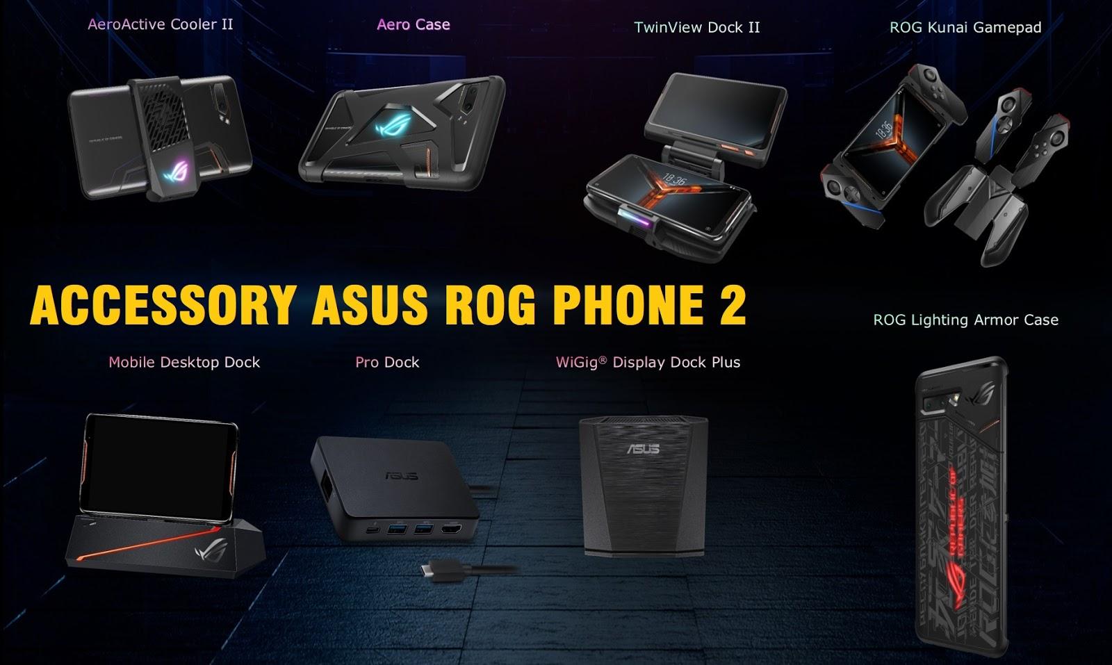 accessory asus rog phone 2