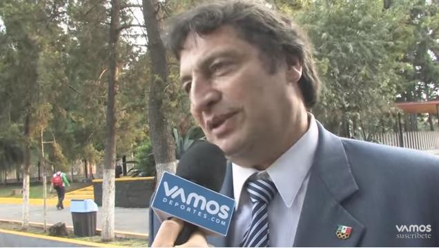 Mario García de la Torre (México Handball)