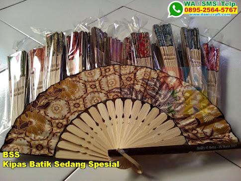 Toko Kipas Batik Sedang Spesial