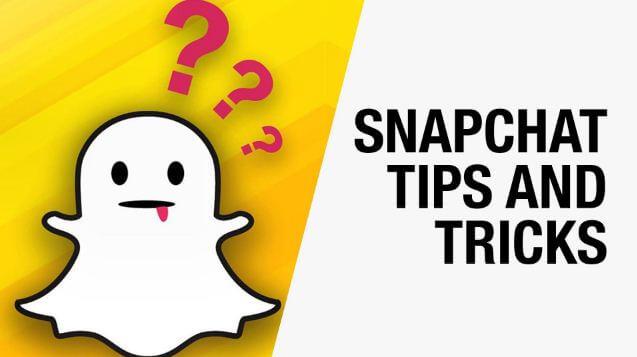 أفضل, الحيل, والميزات, المخفية, على, Snapchat