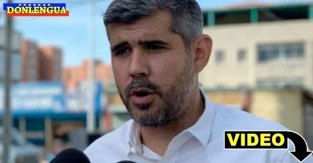 Alcalde confirmó que Tarek asistió a una Coronaparty en Anzoátegui