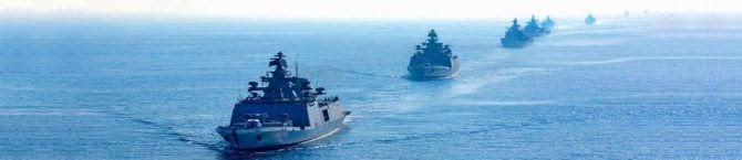 Indian And French Navies To Conduct 3-Day Wargame In Arabian Sea From Today