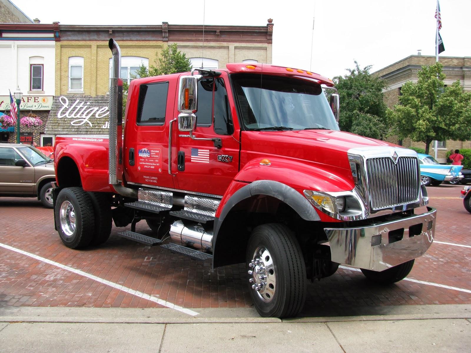 International Cxt 4x4 Trucks For Images