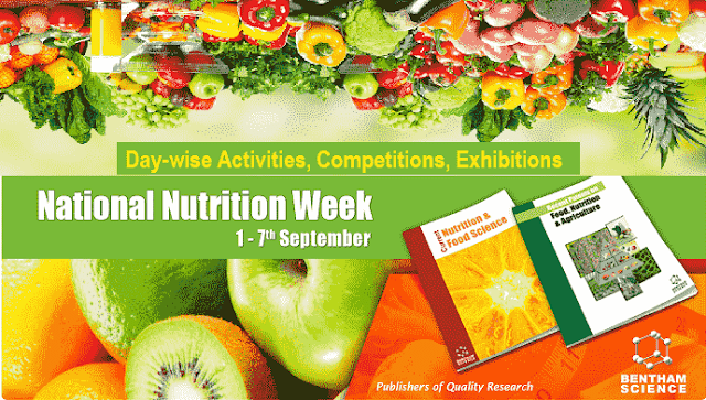 NNW National Nutrition Week 2017 Theme, Day-wise Activities, Competitions, Exhibitions