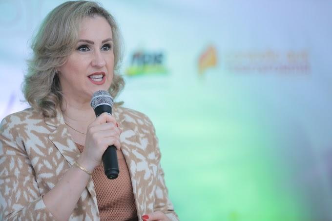 Patrícia Bazotti Alba vai assumir mandato como deputada estadual em 2021