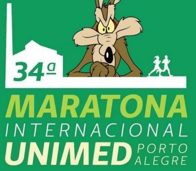 Viaje con Coyotes a la Maratón internacional de Porto Alegre (42k en Brasil - 08a11/jun/2017)