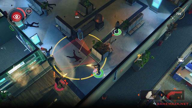 Filthy Lucre Gameplay Screenshot 1