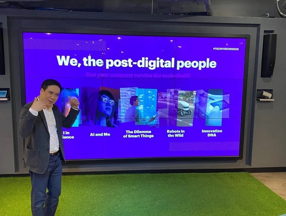 Accenture Technology Vision 2020: Right Mix of 'Value' and 'Values' A Key in Surviving Digital World