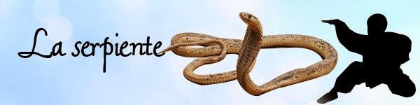 el estilo de la serpiente