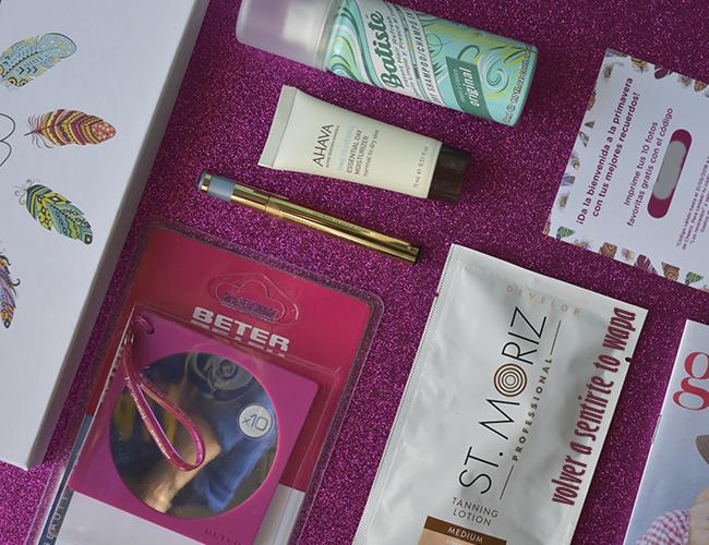 Productos imprescindibles para una Belleza Exprés