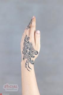 hand Mehndi Design photos