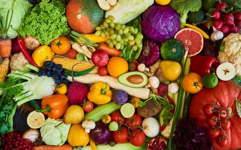 Bu meyve ve sebzeler kalkan gibi koruyor