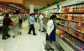 el mes de agosto se presentó con baja de consumo y perjudica la prédica económica del gobierno nacional-
