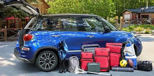 Fiat 500L Luggage Capacity
