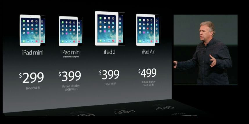 APPLE - New iPad: all that will change on October 16