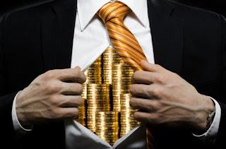 2.000  πλούσιοι έχουν περισσότερα χρήματα από… 4,6 δισεκατομμύρια ανθρώπους!