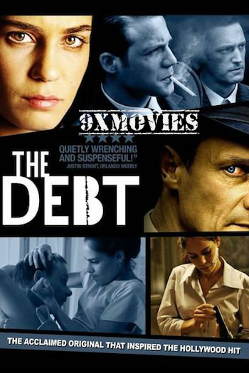 The Debt 2010 Dual Audio ORG Hindi Bluray Full 300mb Download