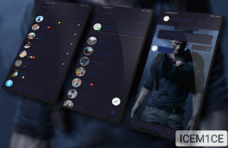 Nathan Drake Theme For YOWhatsApp & Fouad WhatsApp By Whats Plus