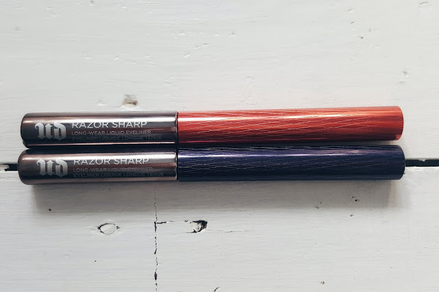 Urban Decay Razor Sharp Liquid Eyeliners