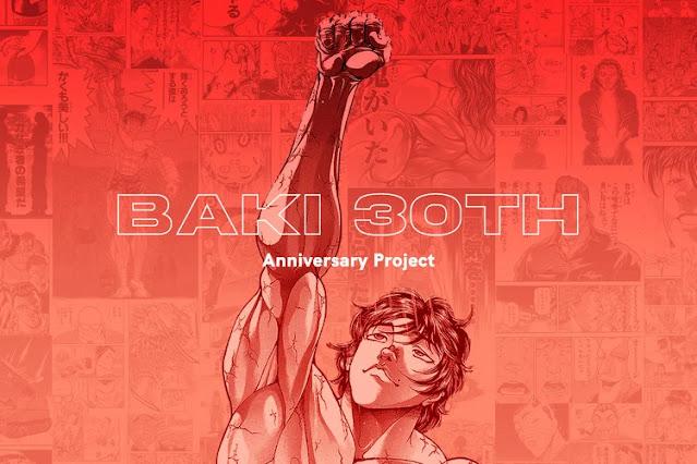 Baki Hanma se estrena en Netflix este otoño para conmemorar el 30 aniversario de la franquicia