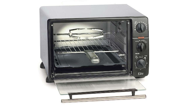 Elite Gourmet Countertop Toaster Oven