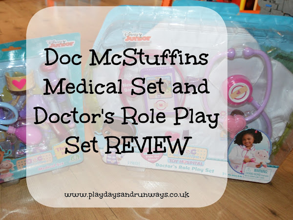 Doc McStuffins Medical and Doctor's Role Play Set Review