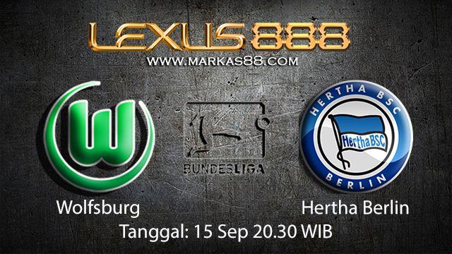 Prediksi Bola Jitu Wolfsburg vs Hertha Berlin 15 September 2018 ( German Bundesliga )